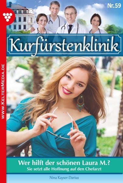 Kurfürstenklinik 59 – Arztroman