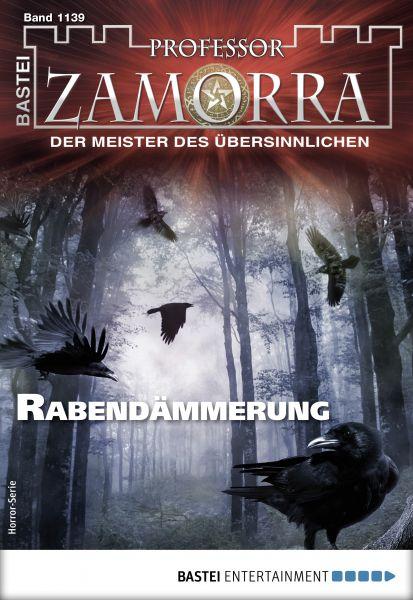 Professor Zamorra 1139 - Horror-Serie