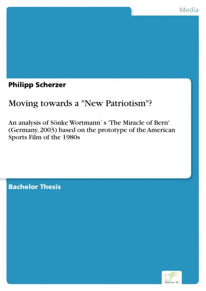 "Moving towards a ""New Patriotism""?"