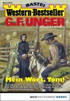 G. F. Unger Western-Bestseller 2370 - Western