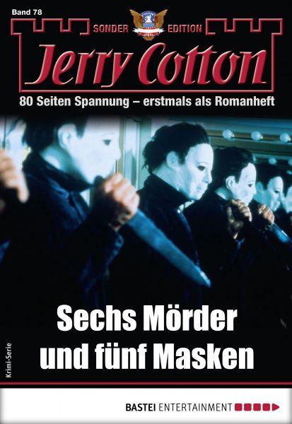 Jerry Cotton Sonder-Edition 78 - Krimi-Serie