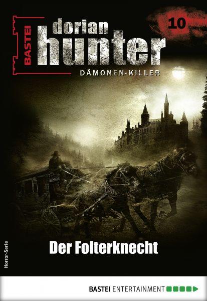 Dorian Hunter 10 - Horror-Serie