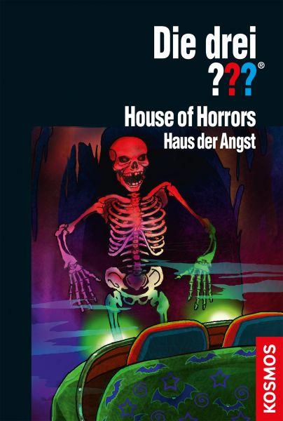 Die drei ??? House of Horrors (drei Fragezeichen)
