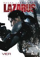 Lazarus Bd. 4: Gift