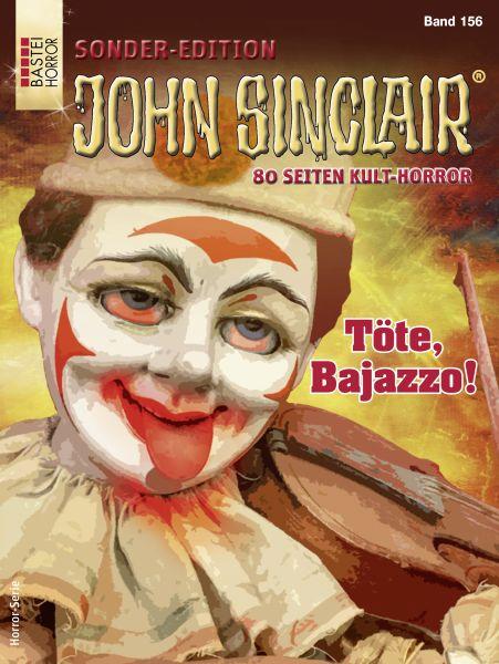 John Sinclair Sonder-Edition 156 - Horror-Serie
