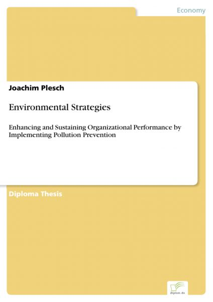 Environmental Strategies