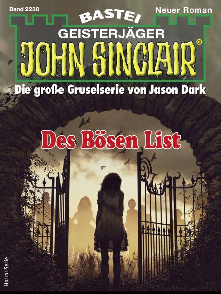 John Sinclair 2230 - Horror-Serie
