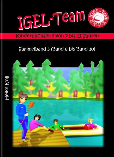 Kinderbuch IGEL-Team Sammelband 3
