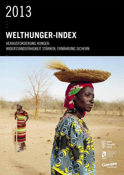 Welthunger-Index 2013