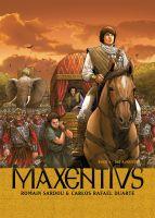 Maxentius, Band 2 - Die Augusta