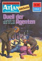 Atlan 239: Duell der Agenten (Heftroman)