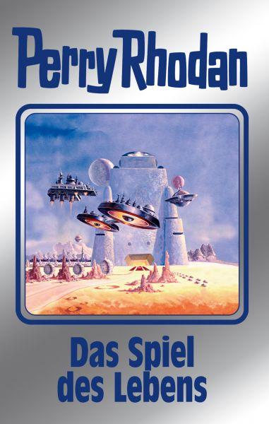 Perry Rhodan 156: Das Spiel des Lebens (Silberband)