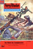 Perry Rhodan 242: Das Rätsel des Sumpfplaneten (Heftroman)