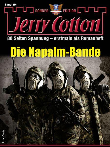 Jerry Cotton Sonder-Edition 151 - Krimi-Serie