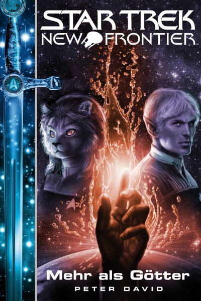 Star Trek - New Frontier 12: Mehr als Götter