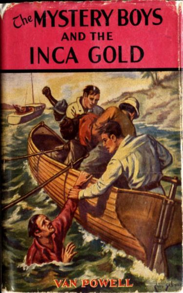 The Mystery Boys and the Inca Gold