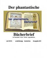 Der phantastische Bücherbrief 621 - Juli 2015
