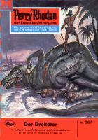 Perry Rhodan 257: Der Dreitöter (Heftroman)