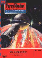 Perry Rhodan 422: Die Zeitpendler (Heftroman)