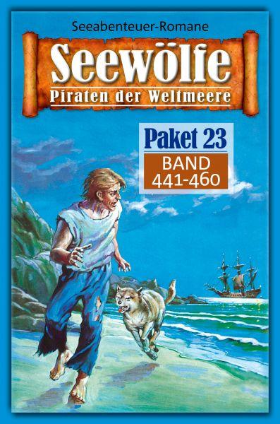 Seewölfe Paket 23