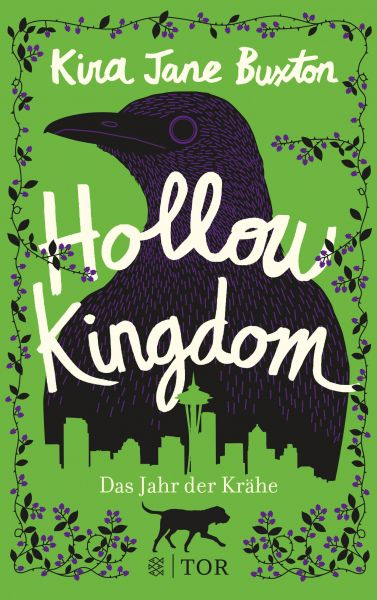 Cover Kira Jane Buxton Hollow Kingdom