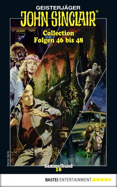 John Sinclair Collection 16 - Horror-Serie