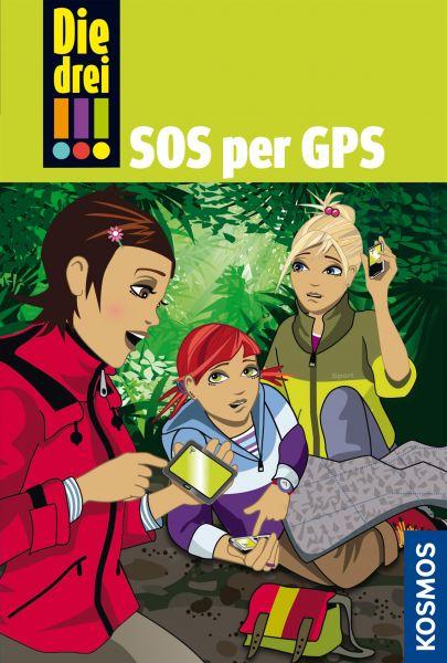 Die drei !!!, 36, SOS per GPS (drei Ausrufezeichen)