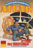 Atlan 717: Irrflug der NACHTJAGD (Heftroman)