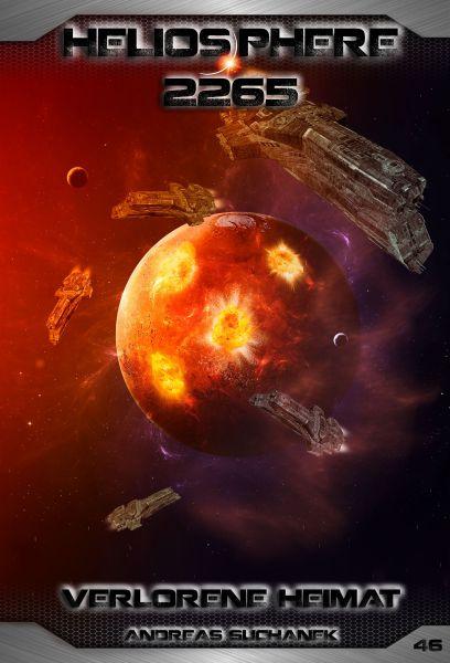 Heliosphere 2265 - Band 46: Verlorene Heimat