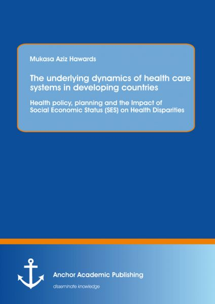 The underlying dynamics of health care systems in developing countries: Health policy, planning and