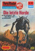 Perry Rhodan 991: Die letzte Horde (Heftroman)