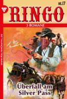 Ringo 3 Romane Nr. 17 - Western