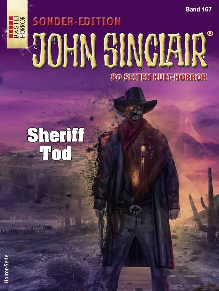 John Sinclair Sonder-Edition 167