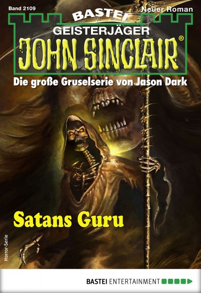 John Sinclair 2109 - Horror-Serie