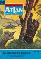 Atlan 26: Der schreckliche Korporal (Heftroman)