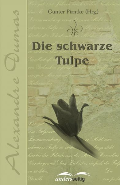 Die schwarze Tulpe