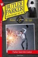 Butler Parker 139 - Kriminalroman