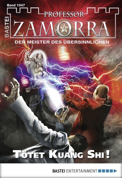 Professor Zamorra - Folge 1046
