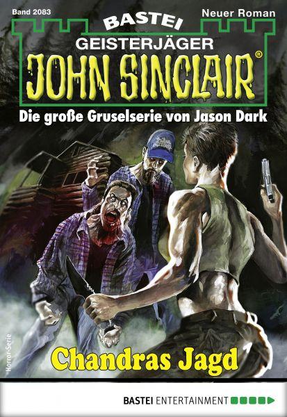 John Sinclair 2083 - Horror-Serie