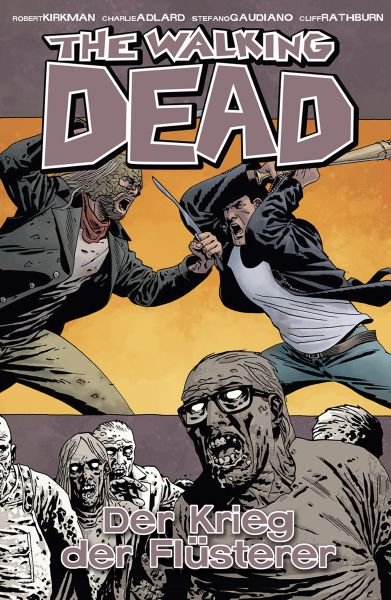 The Walking Dead 27: Der Krieg der Flüsterer