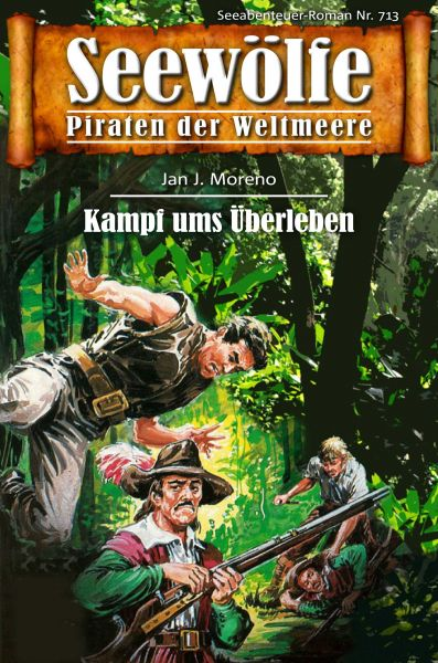 Seewölfe - Piraten der Weltmeere 713