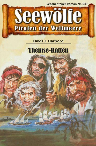 Seewölfe - Piraten der Weltmeere 649