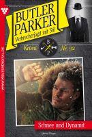 Butler Parker 92 - Kriminalroman