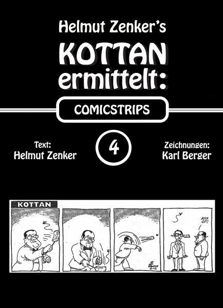 Kottan ermittelt: Comicstrips 4