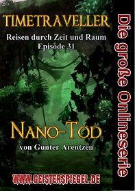 Timetraveller Band 31: Nano-Tod