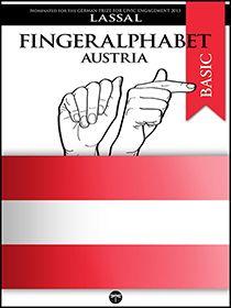 Fingeralphabet Austria