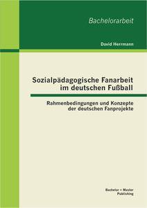Sozialpädagogische Fanarbeit im deutschen Fußball: Rahmenbedingungen und Konzepte der deutschen Fanp