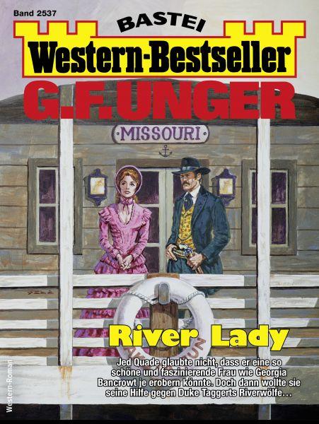 G. F. Unger Western-Bestseller 2537
