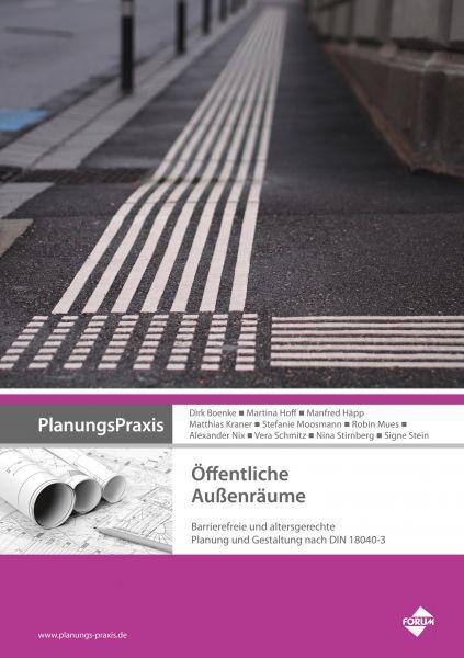 PlanungsPraxis Öffentliche Außenräume