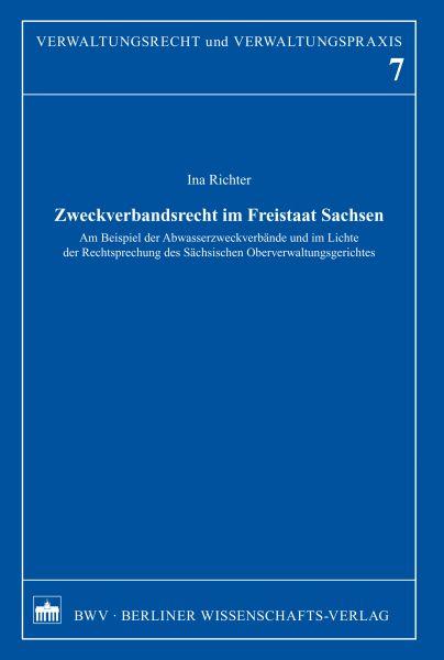 Zweckverbandsrecht im Freistaat Sachsen